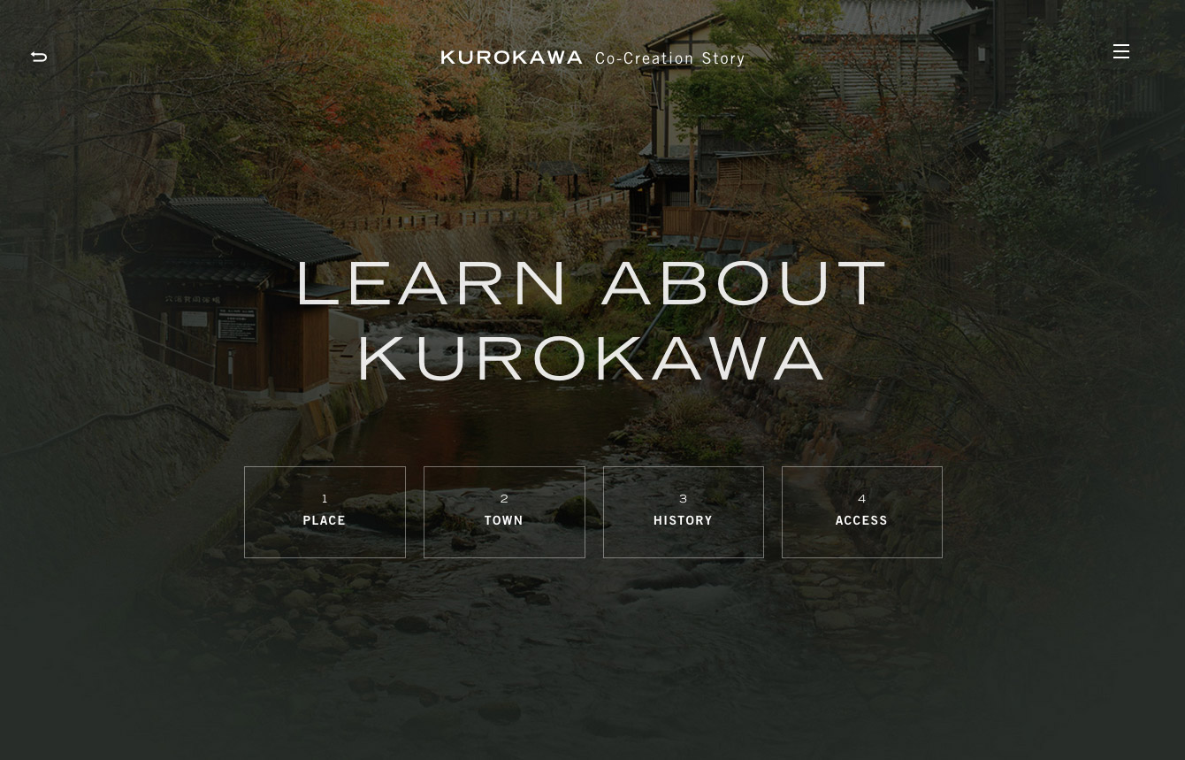 KUROKAWA Co-Creation Story